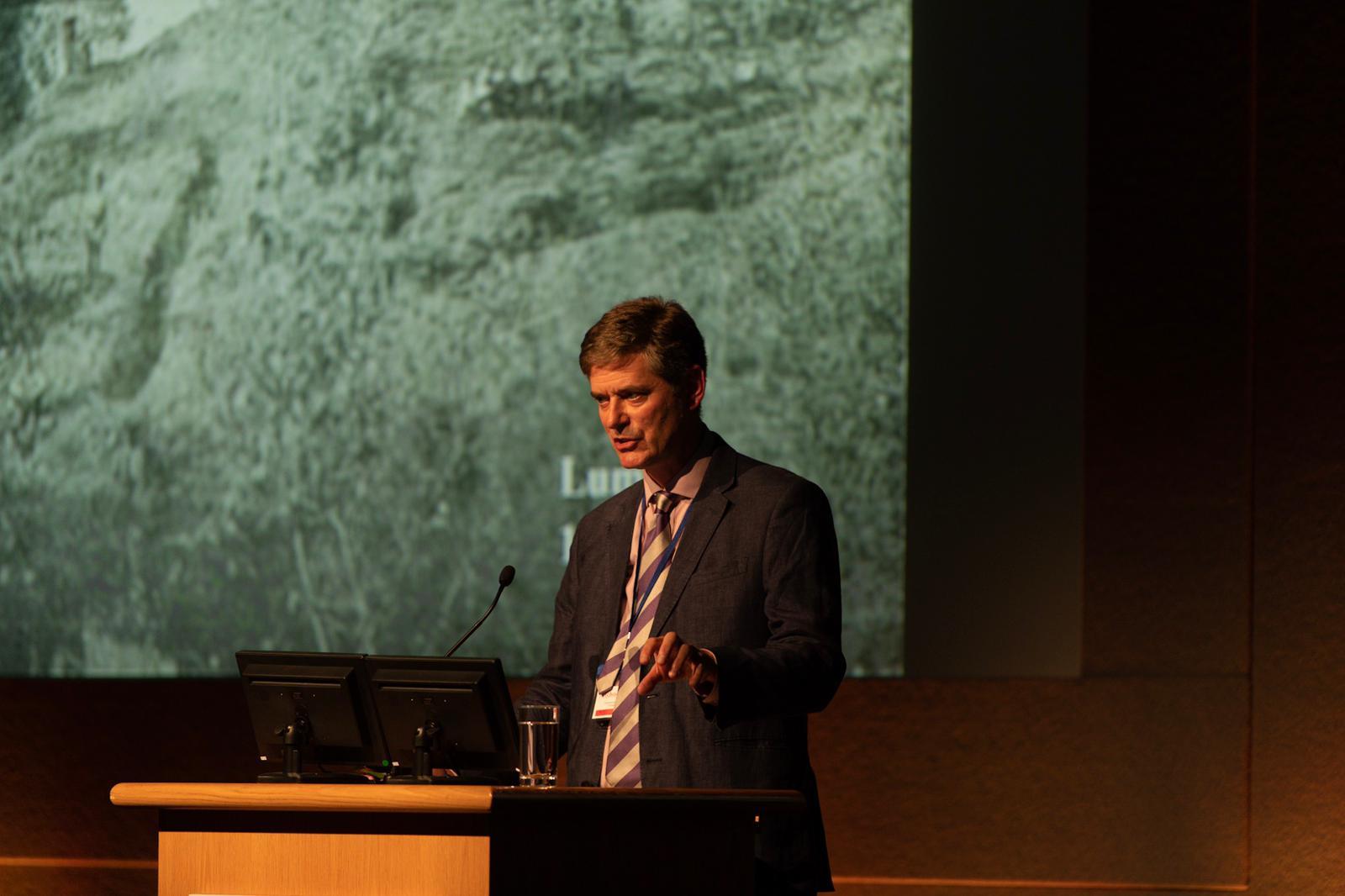 Professor Robin Coningham