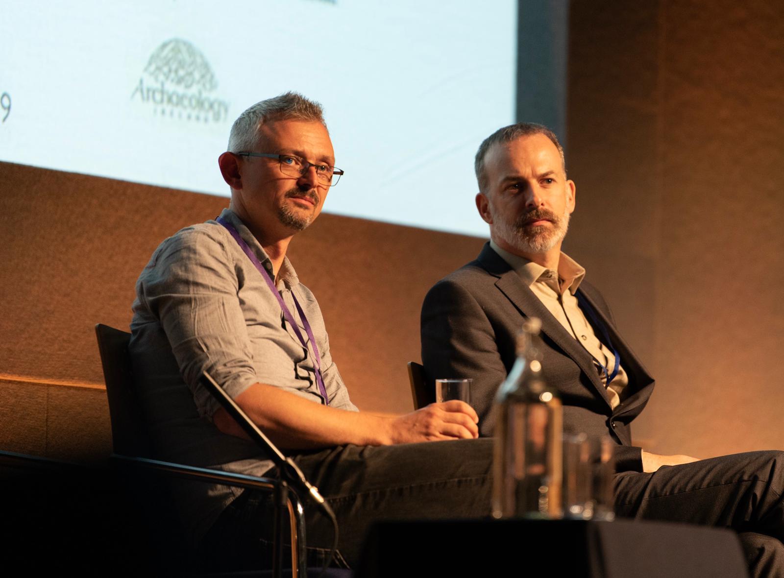 Dr Robert Hensey & Dr Lee Clare